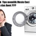 tips memilih dryer yang murah
