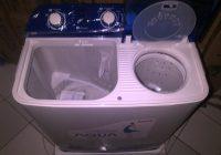 perawatan mesin cuci 2 tabung