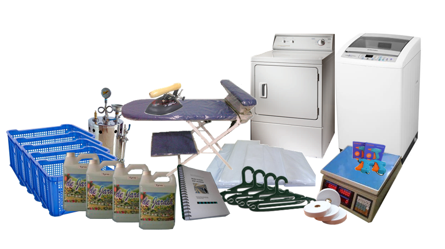 gambaran usaha laundry